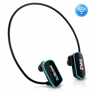 Waterproof MP3 Player Swim Headphone