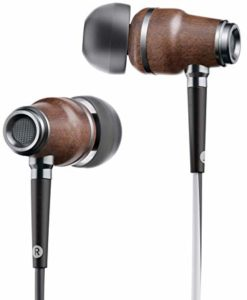 Symphonized NRG X Premium Genuine Wood Earbuds