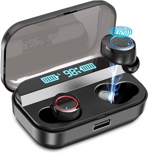 Wireless Earbuds,Kissral