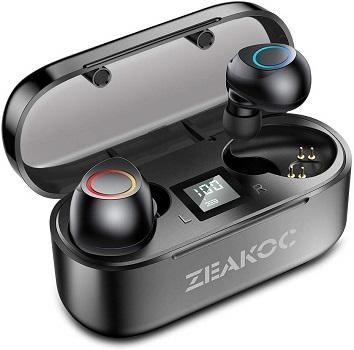 ZEAKOC True Wireless Earbuds