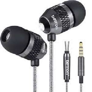 Betron B25 Noise Isolation Earbuds