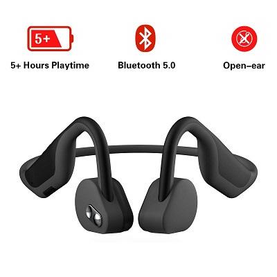 ALOVA Bone Conduction Headphones