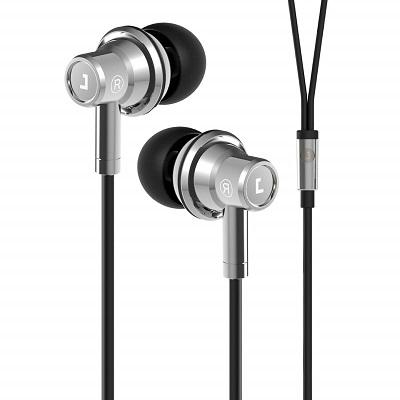 Jayfi JEB-101 Ear Buds, Metal Earphones