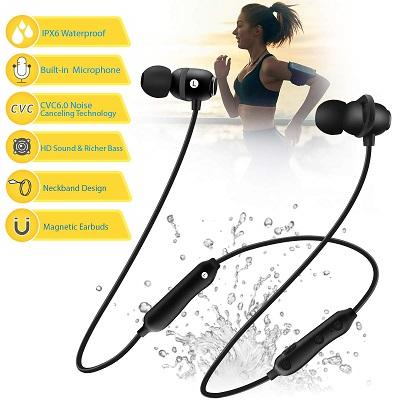 Mix Hero S6 Sports Headphones