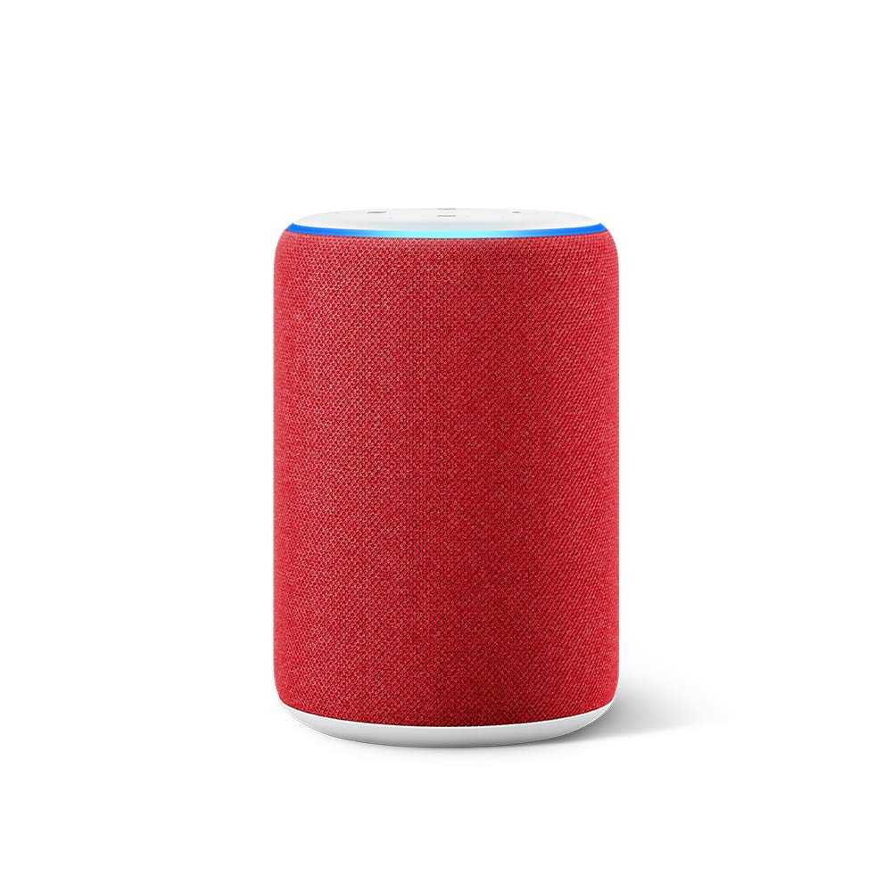 All-new Echo (3rd Gen)-red