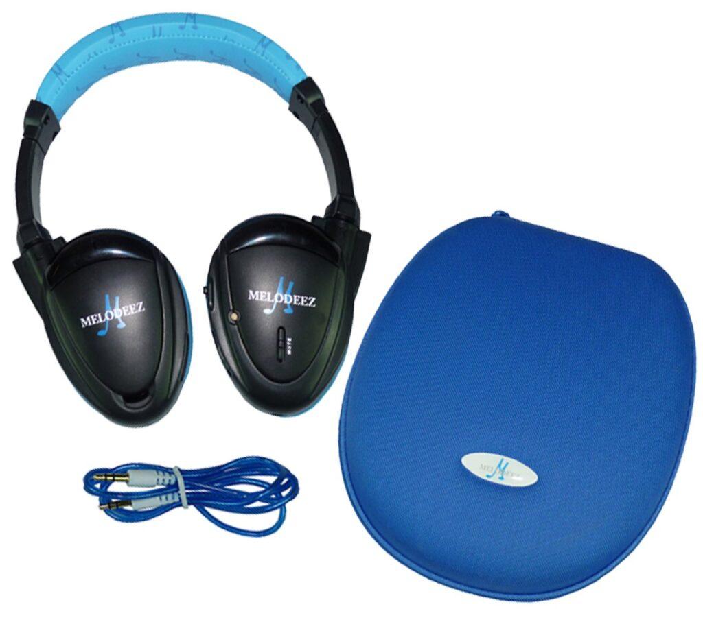 Wireless 2 channel foldable IR Headphones -IR Infrared Headphones