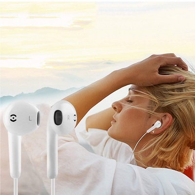 Kingchuan Wired Stereo Earphones