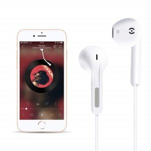 Kingchuan Wired Stereo Earphones1