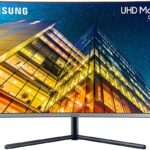 Wide Screen Samsung Computer Monitor