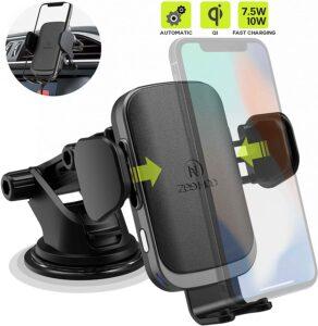 ZeeHoo Wireless Car Charger Mount with USB-C