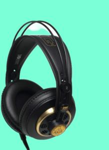 AKG Pro Audio K240 STUDIO Over-Ear,