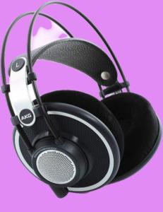 AKG Pro Audio K702 Over-Ear,